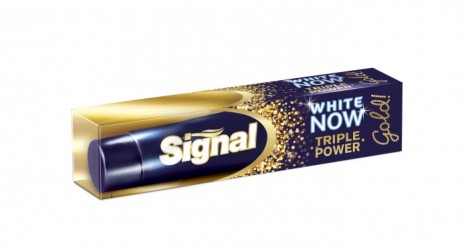 Signal White Now Gold