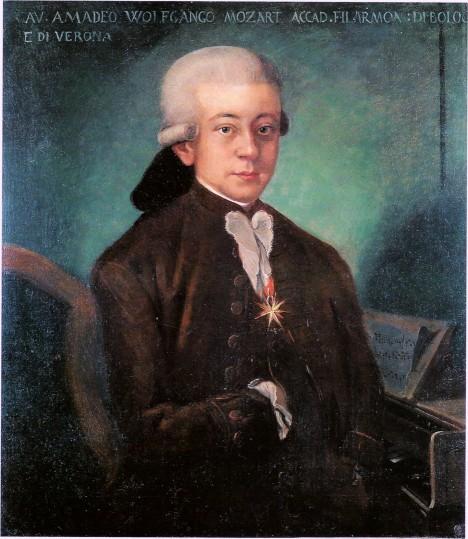 Slavný hudebník Mozart miluje vepřové maso. Nelze vyloučit, že na jeho konzumaci doplatil životem.