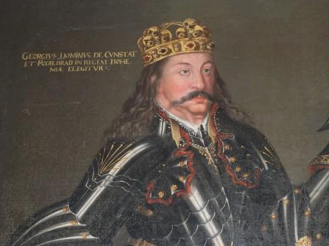 Spekuluje se o tom, že ve prospěch nevhodně provdané Rožmberkovny zasahoval sám český král Jiří z Poděbrad.