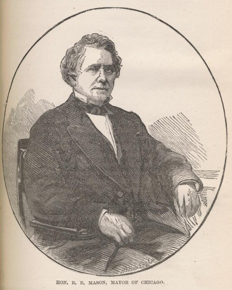 Starosta Chicaga Roswell B. Mason byl dokonce nucen na území metropole vyhlásit stanné právo.