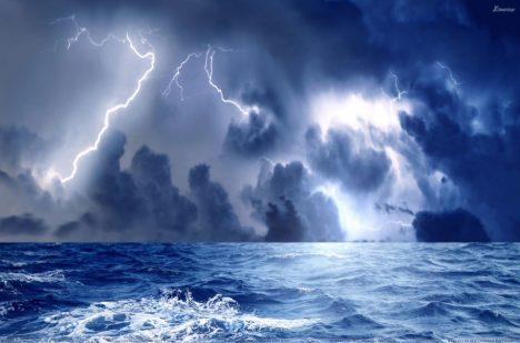 Potopila Raifuku Maru jen obyčejná bouře?