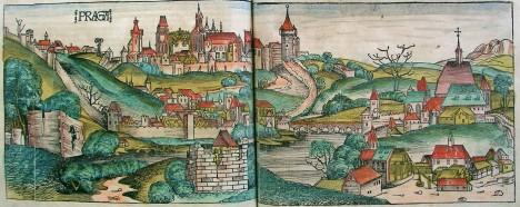 Tažení křižácké lůzy se nevyhne ani město Praha.