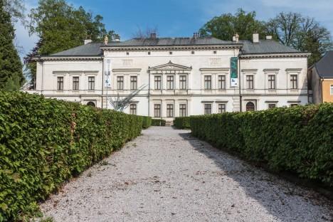 Textilní magnáti mění tvář města Liberec. Syn zakladatele Johann Liebieg mladší si zde postaví vilu.
