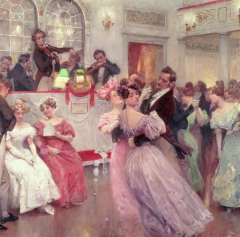Vídeň ve víru valčíku vítala nevěstu s otevřenou náručí.