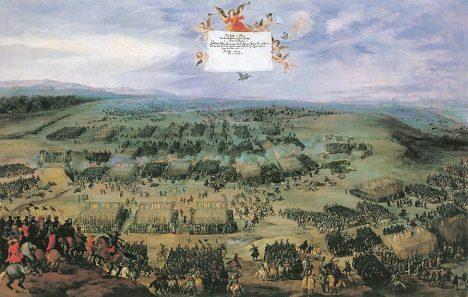 Vítězstvím v bitvě na Bílé hoře Habsburkové definitivně zlomí odpor vzbouřených českých stavů.