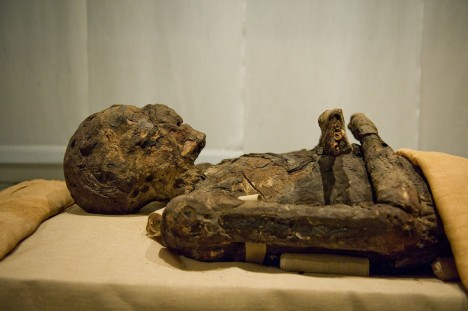 V minulém roce byla v Egyptě objevena záhadná mumie, která by podle některých vědců mohla patřit Imhotepovi.