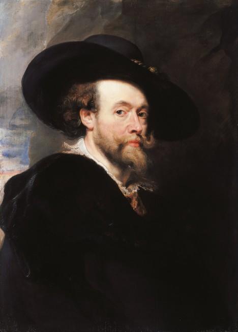 Vlámský umělec Peter Paul Rubens se ve svých dílech inspiruje barevností a emocemi italských malířů.
