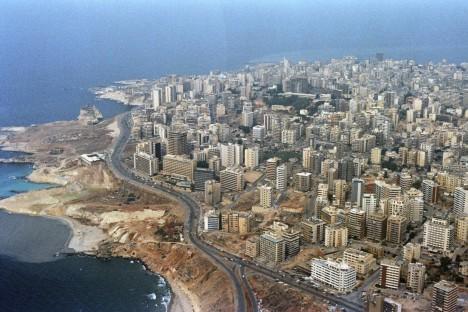 Za turecké nadvlády v novověku Bejrút téměř zanikne.