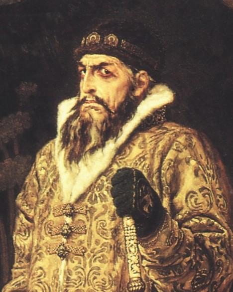 Za vlády ruského cara Ivana IV. má otec ve výchově autoritativní roli.