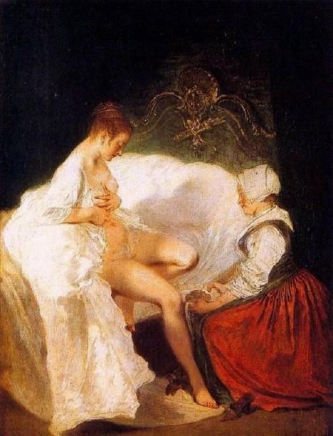 Smilstvo je hřích. Pokud z něho vzejde nemanželské dítě a žena ho zabije, čeká ji trest smrti.
