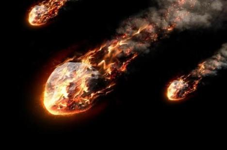 Může za vše meteorit?