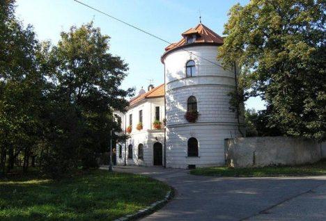 I Praha měla svůj větrný mlýn.