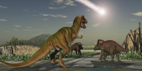 Výsledky nového výzkumu ukazují, že k zániku dinosaurů vedla až takřka nadpřirozená dávka smůly.