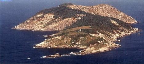 Ilha da Queimada Grande.