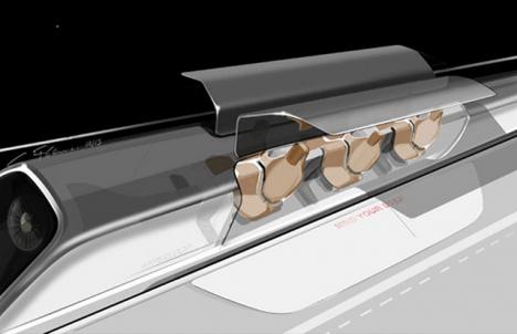 V principu jde o moderní verzi potrubní pošty, kde ovšem figuruje vakuum a extra silné magnety.