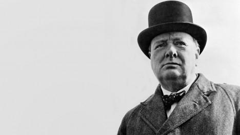 Skutečně je Winston Churchill po smrti?