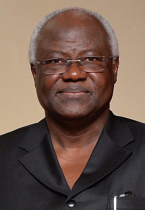 Ernest Bai Koroma.