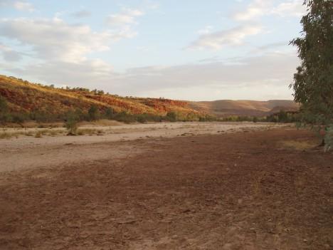 dry finke river