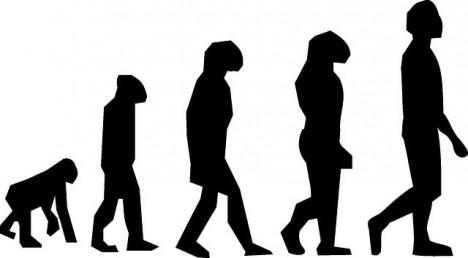 Evoluce, jak ji dnes známe se podle McCarthyho odehrála trochu jinak.