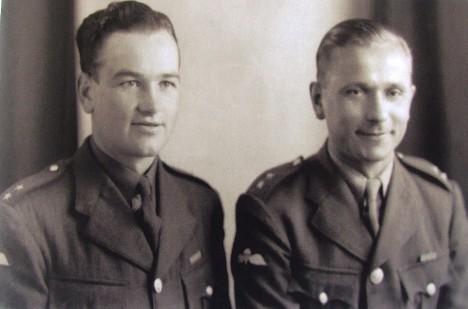 Jozef Gabčík a Jan Kubiš
