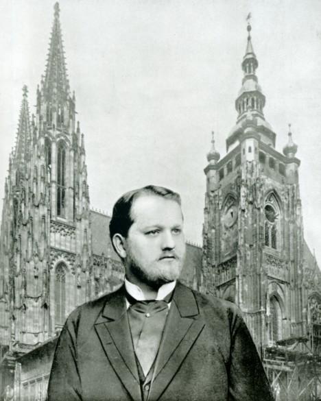 Dostavbě katedrály věnuje Kamil Hilbert třicet let svého života.