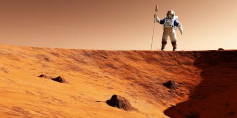 Vedení projektu Mars One také počítá s tím, že by časem mohlo dojít ke změně nehostinného prostředí současného Marsu. K tomu má posloužit proces tzv. terraformace.