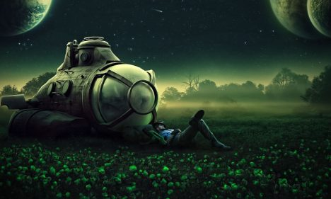 night-galaxy-ship-space-dreaming-leisure-planet-wallpaper-694x417