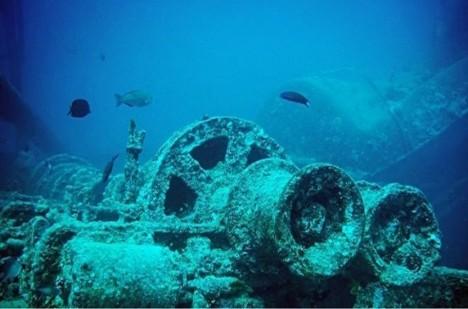 Byla neznámá loď obětí války o nezávislost?