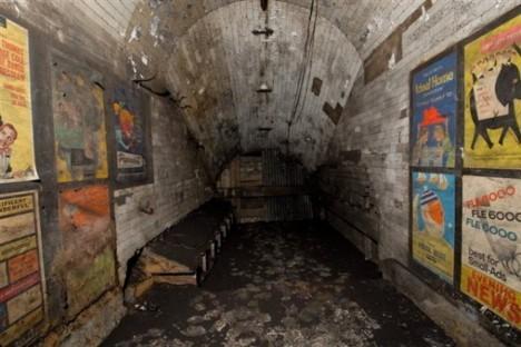 Londýnské metro má dnes části, kde byste sami být opravdu nechtěli.