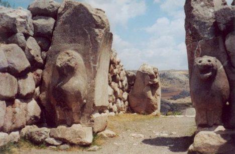 ruiny Chattušaše