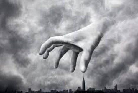 ruka Boží