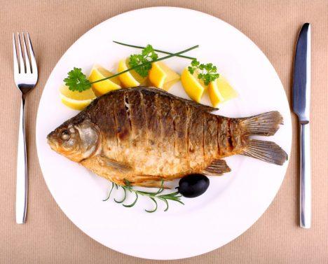 Ideální je zařadit do jídelníčku rybu 2x týdně