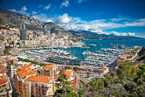 Nejzdravější stát Monako.