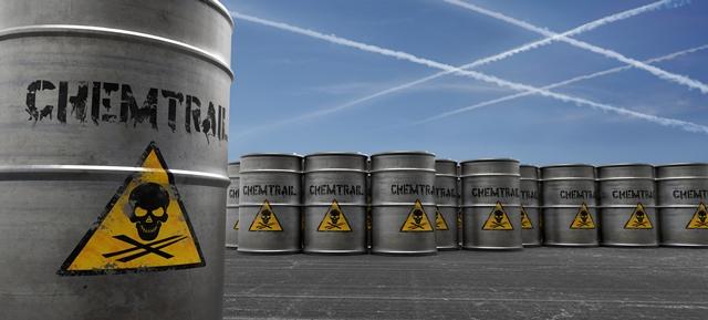 Mnoho lidí se domnívá, že letadla rozprašují škodlivou chemii.