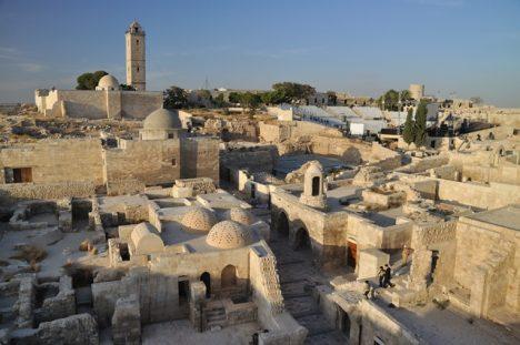 Aleppo je nejstarším dodnes osídleným městem.