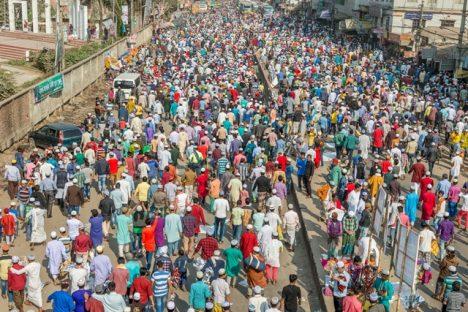 Nejchudší město na světě, Monrovia.