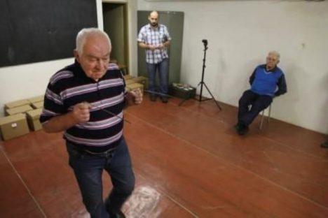 testování schopností Josefa Škody