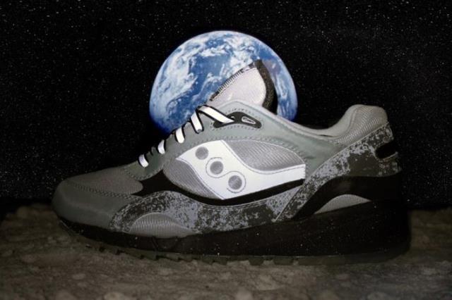 Kosmickou technologii odpružených podrážek začali využívat i olympijští běžci.