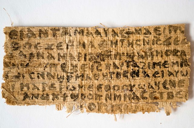 Tento fragment evangelia apoštola Filipa naznačuje, že Ježíš miloval Máří Magdalenu jako ženu.