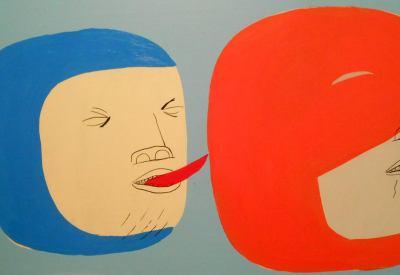 Lance McMahan Art Opening