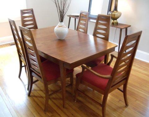 mid-century-modern-dining-set-walnut