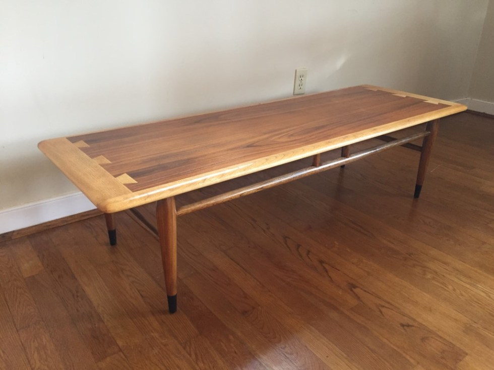 mid century modern Lane Acclaim Coffee Table