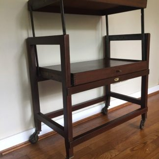mid-century-modern-mahogany-collapsible-barcart