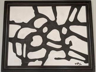 Wayne Cunningham Abstract