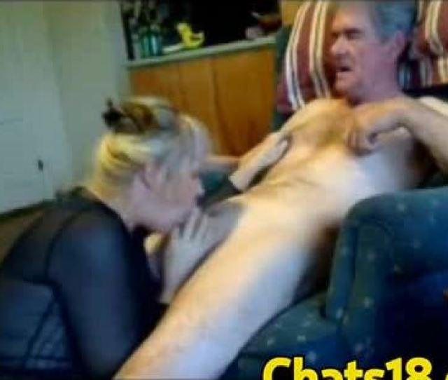 Grandad Gets Best Blowjob His Life Amateur Porn Sucking Cock Mature