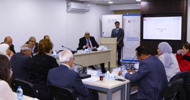 EMPHNET Holds Introductory Meeting for the Establishment of the Jordan Public Health Forum (JPHF)