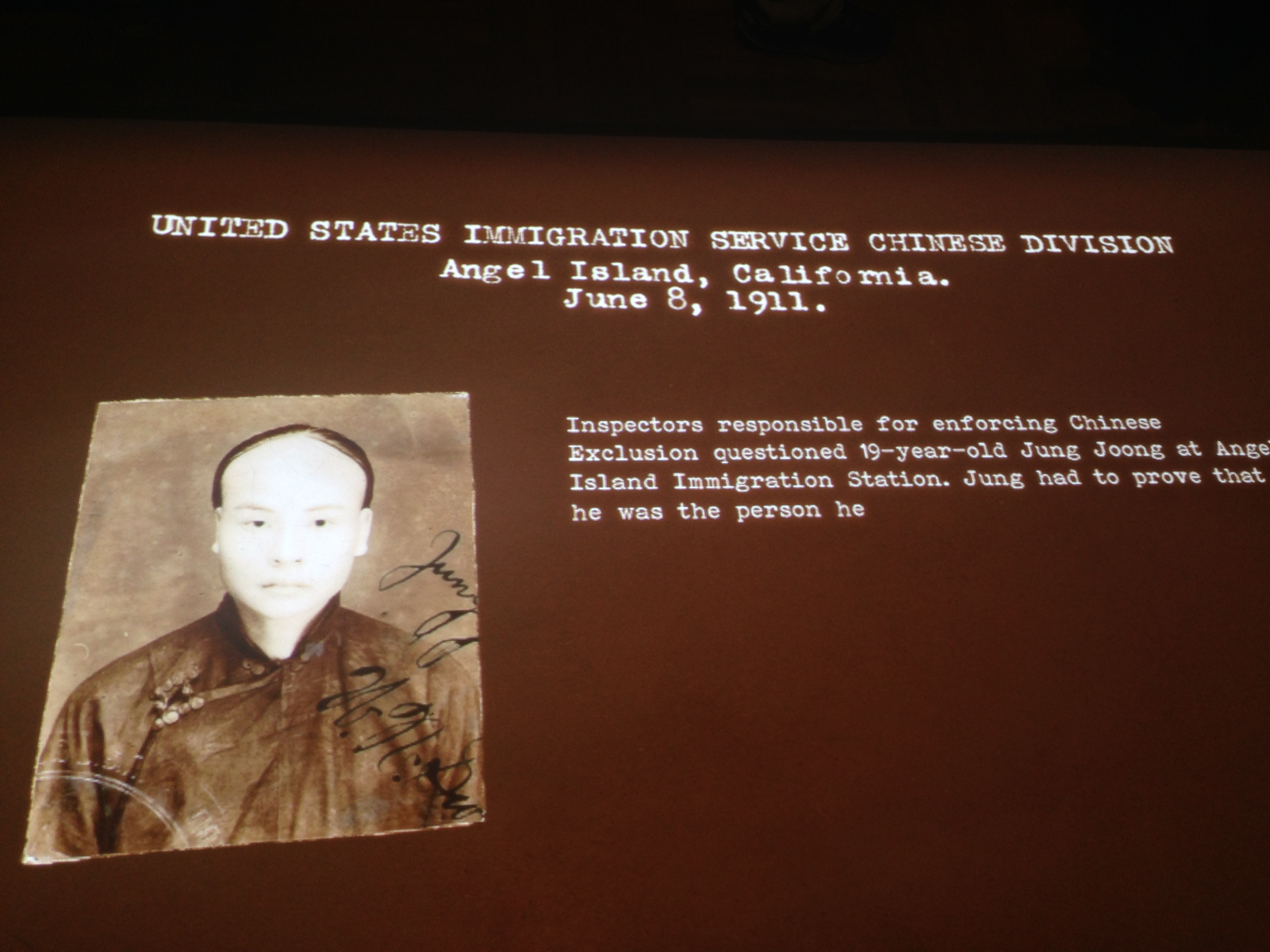 Chinese American Exclusion Inclusion New York Historical