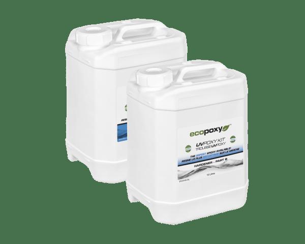 EcoPoxy UVPoxy 20L Kit_EcoFriendly Epoxy Resin