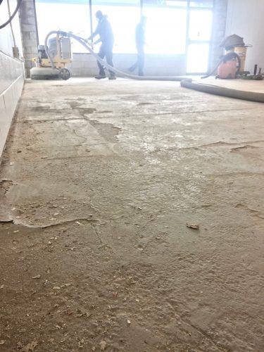 epoxy flooring concrete coatings