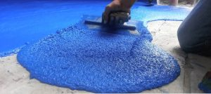 polyurethane mortar flooring